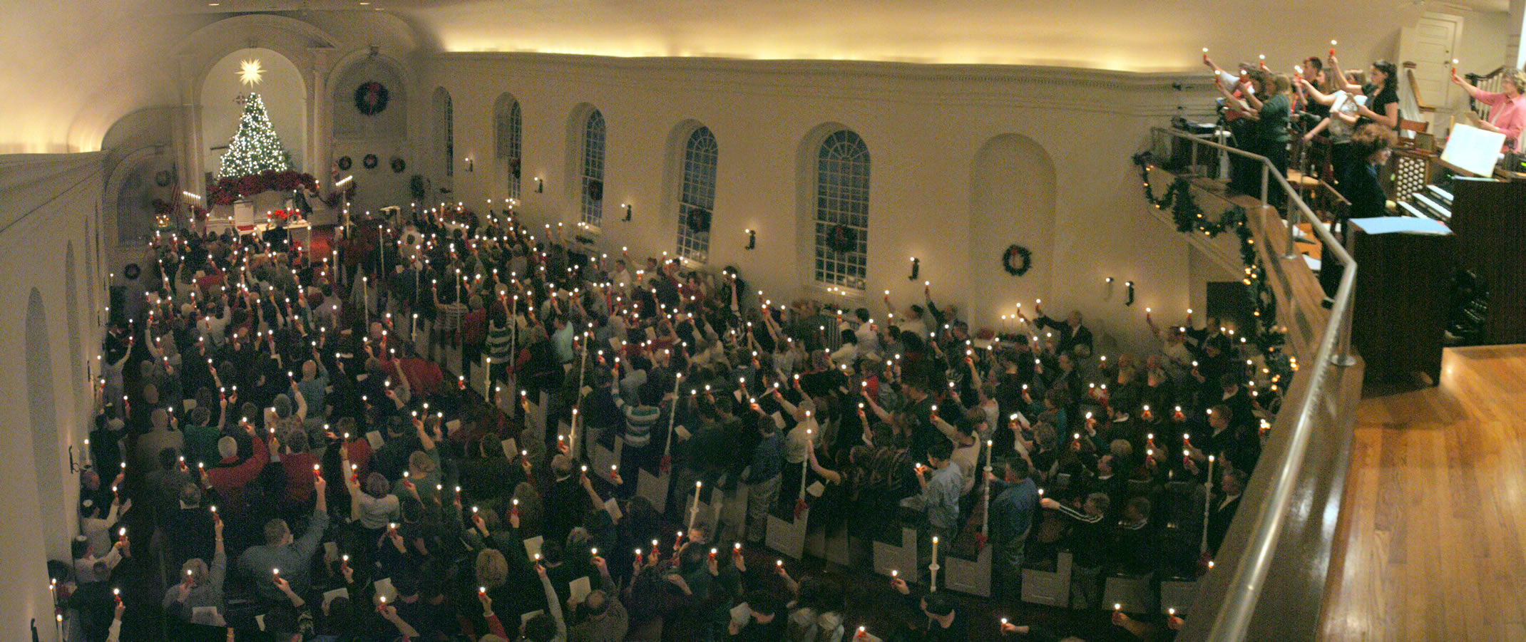 Christmas Service Wide