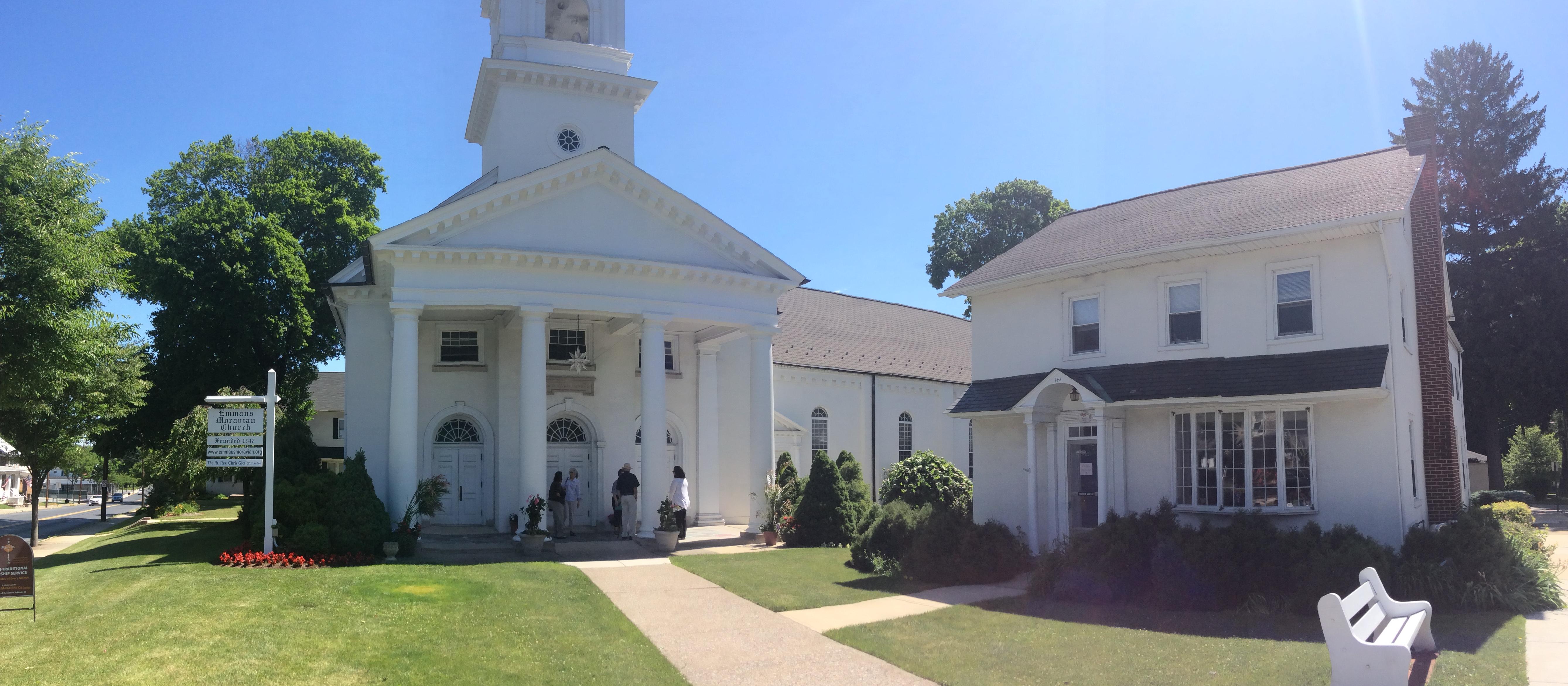 Emmaus Moravian Church